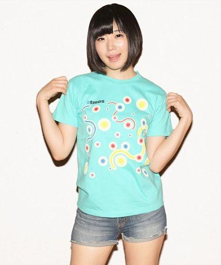 でんぱ組.inc × アトモス SS Tシャツ 夢眠ねむver ¥6,300