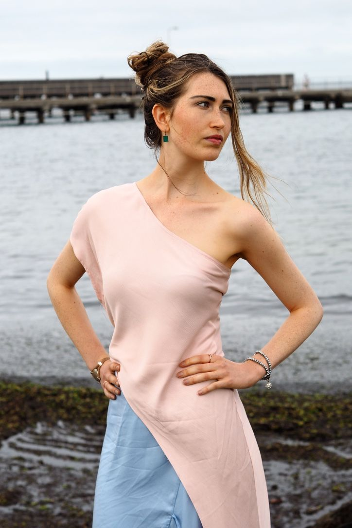 Pretty Pastels in Organic Bamboo: The Great Beyond's New Cassiopeia Collection