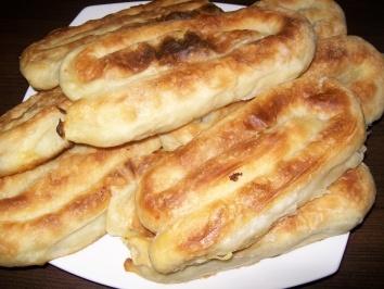 Kartoffel - Pita (Schritt für Schritt Beschreibung mit Foto)