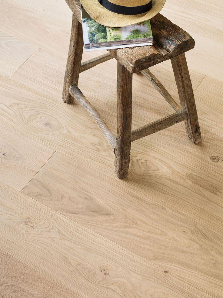 Quick-Step Imperio 'Pure oak matt' (IMP1623) Hardwood flooring - www.quick-step.com