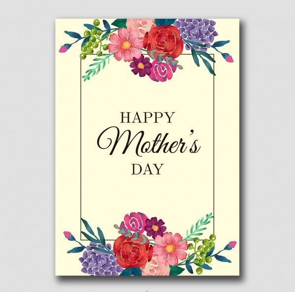 Greeting Cards Printing Floral Cards Custom Greeting Cards