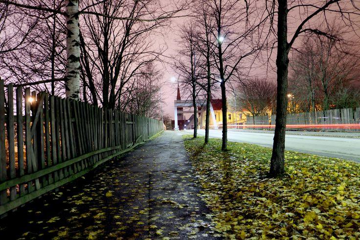 Beautiful Tampere by Essi Kannelkoski