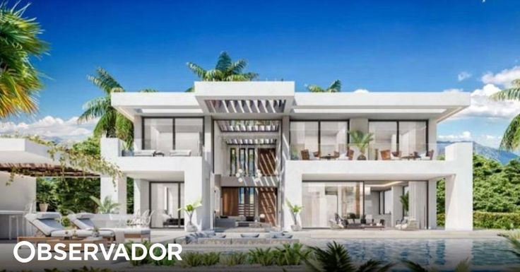 Aqui está a nova villa de luxo de Cristiano Ronaldo em Marbella   – Projetos a experimentar
