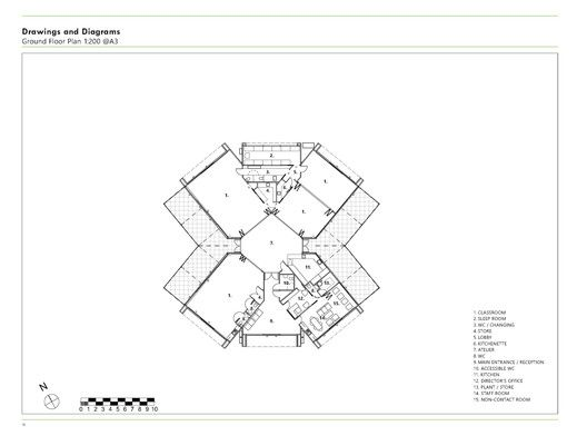 Hobsonville Point Early Learning Centre,Ground Floor Plan