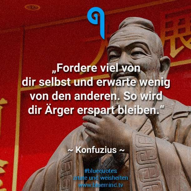 Die besten Konfuzius-Zitate – Rick Hofmann