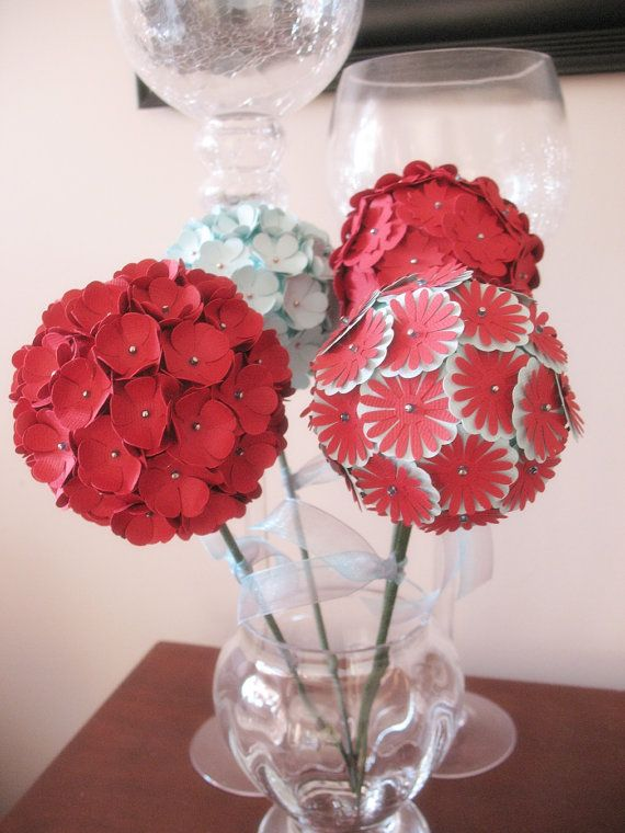 paper flower centerpieces pinterest - Ideal.vistalist.co