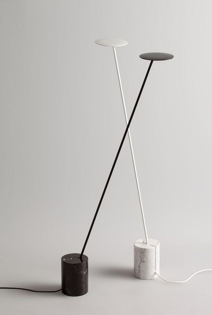 71 best lighting desk lamp images on pinterest lights a small led powder coated aluminium floor lamp with dimmer millelumen circles floor lamp by millelumen geotapseo Gallery