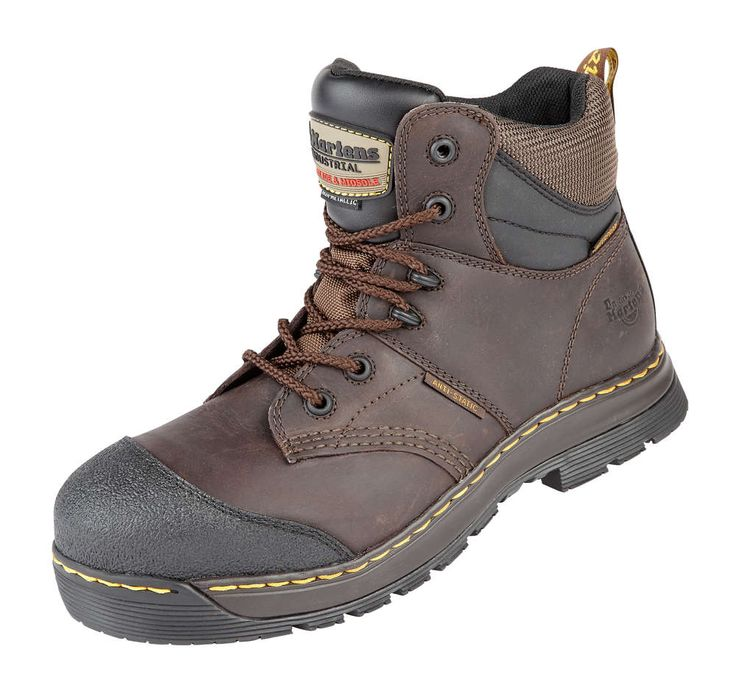 Dr Martens Surge ST Waterproof Safety Boot Gaucho