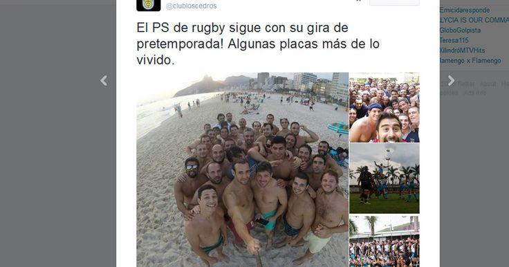 Delegado é espancado por atletas de rúgbi argentinos na Zona Sul do Rio