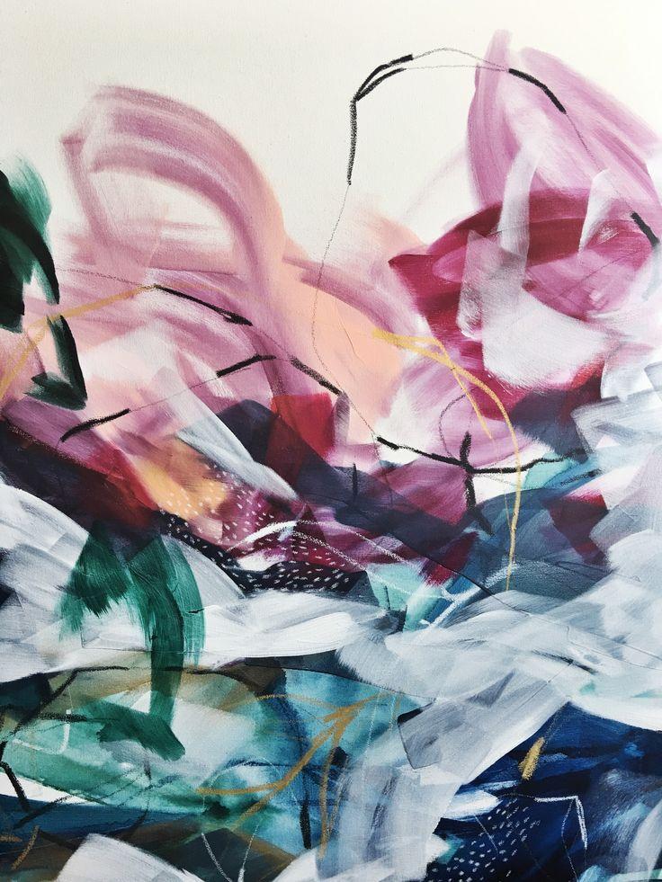 Artwork by Lysa Jordan #art #artwork #abstractart