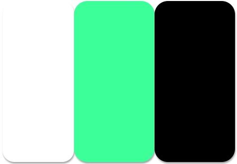 Dorm Color Scheme? -- black, white, and mint
