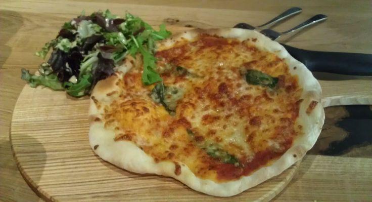 The Stable #Bristol #restaurant #pizza