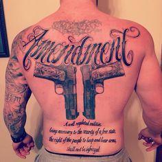 Brantley Gilbert tattoo