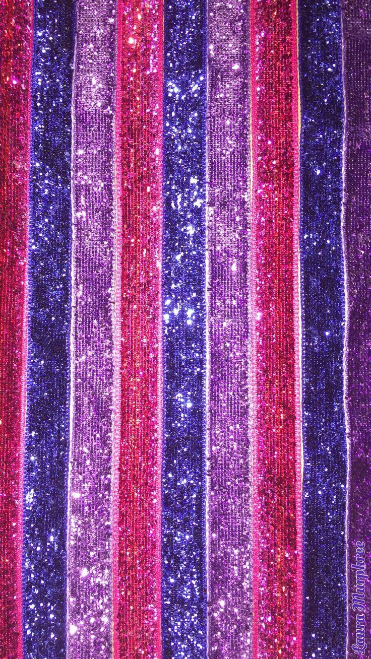 Glitter fondos 764 pinterest colorful glitter wallpaper sparkle background sparkling bling stripes glitterwallpaper glitterfondos voltagebd Image collections