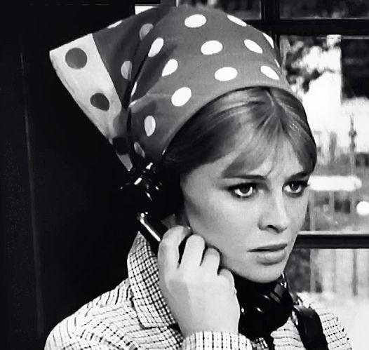 「ダーリング」(1965・英)ジュリー・クリスティ