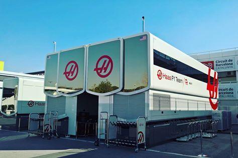 La Haas F1 de Romain Grosjean dévoilée en direct à 15H