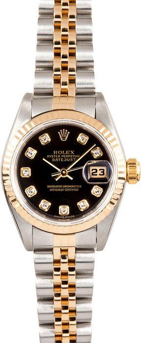Rolex Submariner Women's Watch