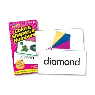 Trend Flash Card by Trend. $5.85. Theme/Subject: Learning, Skill Drill - Skill Learning: Color, Shape, Number - 96 Pieces