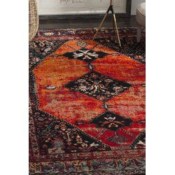 You'll love the Rangel Orange Area Rug at Wayfair - Great Deals on all Rugs products with Free Shipping on most stuff, even the big stuff.