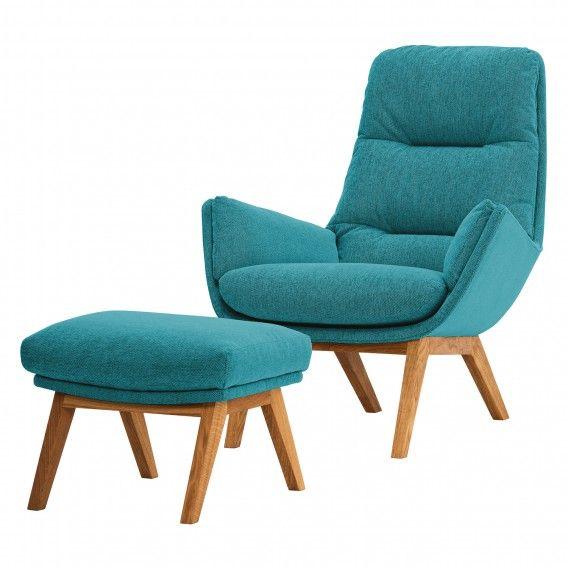 Sessel Garbo I Webstoff Kaufen Home24 Sessel Sessel Kinderzimmer Sessel Turkis