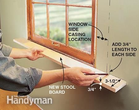33 Best Window Stool Sill Images On Pinterest Window Trims Craftsman Window Trim And Windows