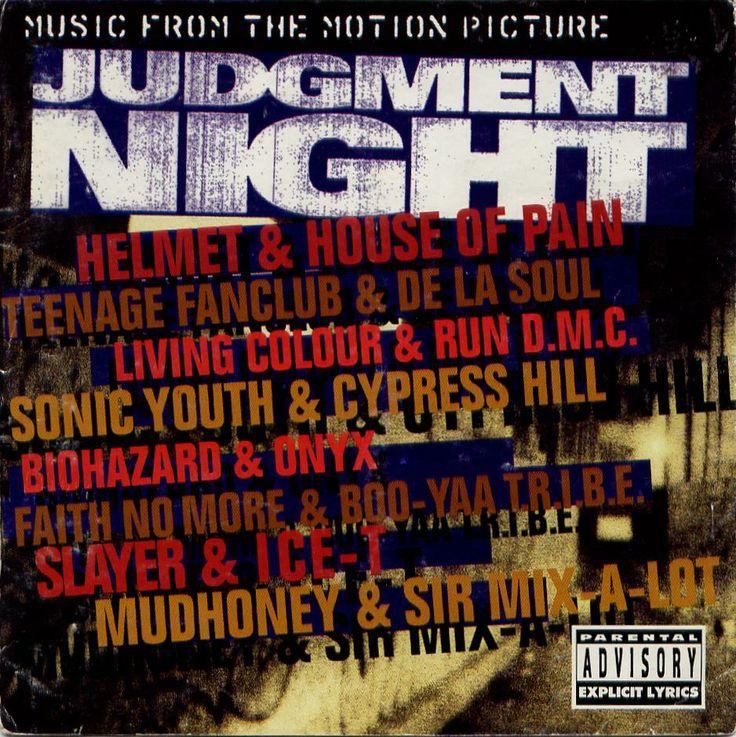 Judgment Night - Soundtrack