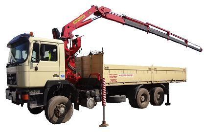 Önrakodós teherautóval a teherdaruzási megbízások könnyebbé tételéért!  http://www.kovacsdaru.hu/onrakodos_teherauto
