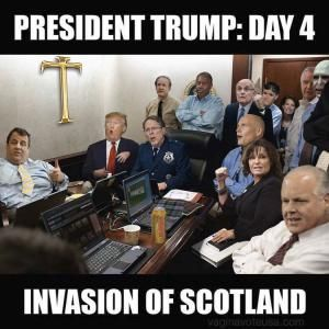 Funny Donald Trump Memes and Viral Images: Trump Situation Room