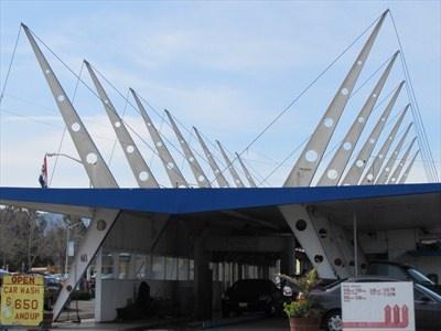 Tan's Touchless Car Wash - Santa Clara, CA - Googie Architecture on Waymarking.com