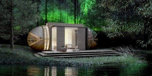 Οι σχεδιαστές δημιούργησαν τις σουίτες Ξενοδοχείου αντλώντας έμπνευση από τη φύση