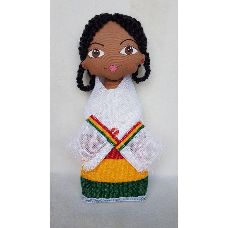 Ethiopian Doll