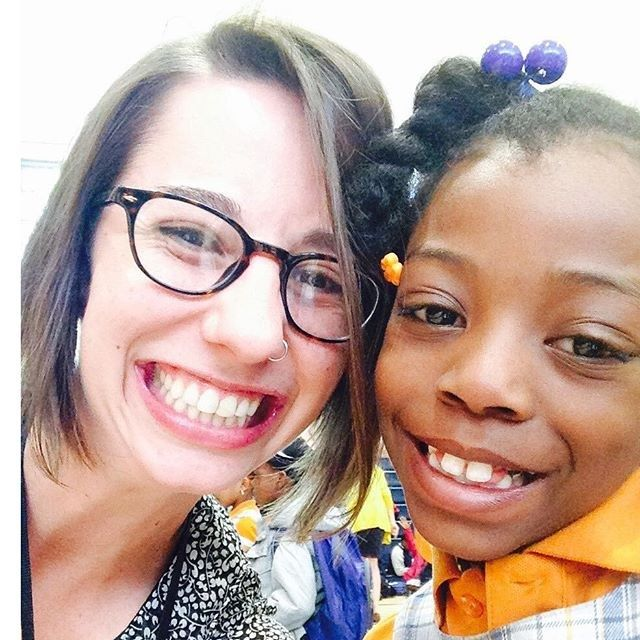 Penn State Alumn, Rhea May, '11, tweets her day as a teacher at Success Academy Charter Schools