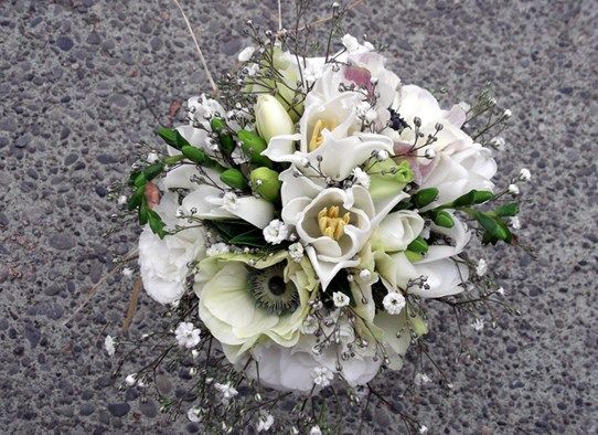 Eden Flowers - Bridesmaid Bouquets