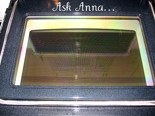 How to Clean Oven Glass: Ovens Glasses, Glass Cleaners, Clean Ovens, Baking Sodas, Ovens Window, Doors Cleaners, Glasses Doors, Glasses Cleaners, Ovens Doors