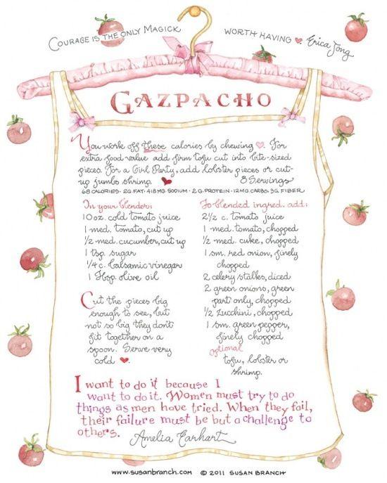 Gazpacho!!