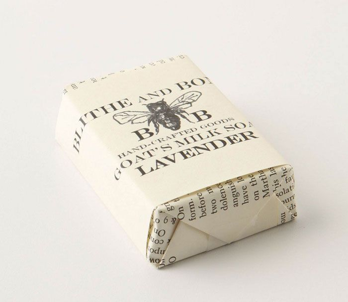 anthropology beauty packaging