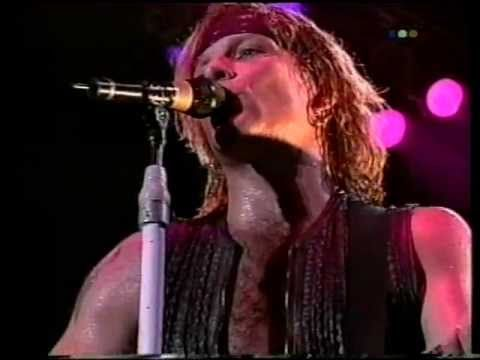 Bon Jovi - Someday I'll Be Saturday Night (Argentina 1995)
