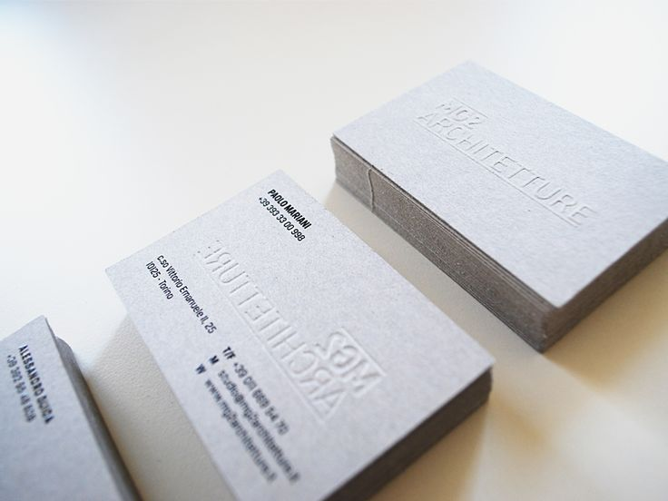 203 best paper print finishes images on pinterest brand identity mg2 architetture business card reheart Gallery