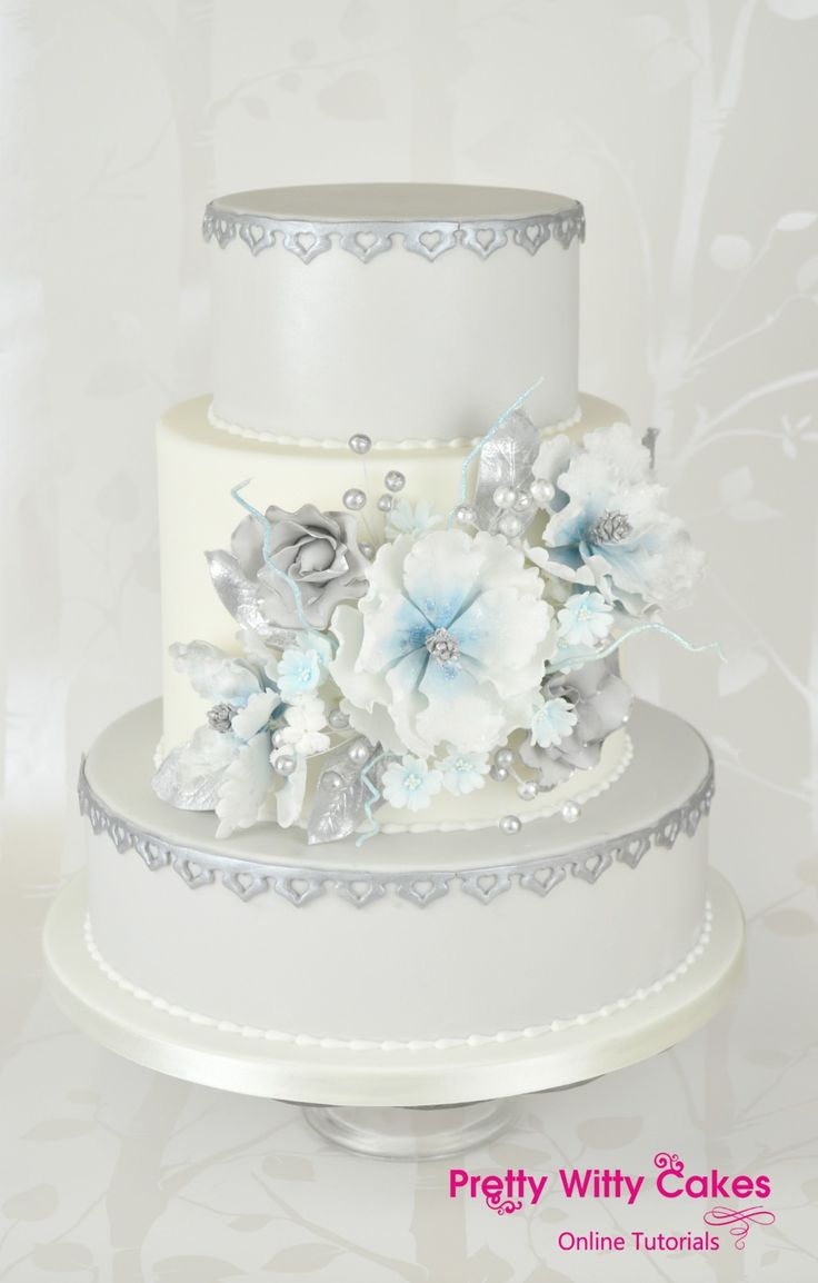 winter themed wedding cakes photo gallery 17 best images about wedding cakes winter theme on 27549