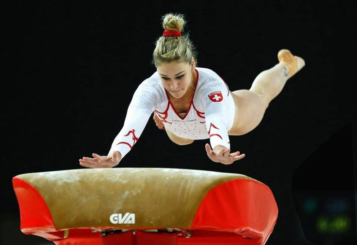 Gymnastics and More!: Giulia Steingruber - Championnats d'Europe de Mont...