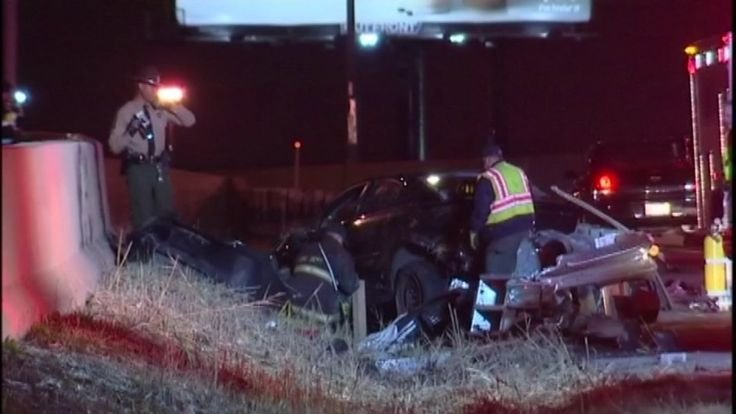 One man was killed and two others injured in a crash on I-57 in Posen Friday morning, Illinois State Police said. The crash involved two vehicles occurred in the northbound lanes of I-57 at 138th Street at about 1:12 a.m.