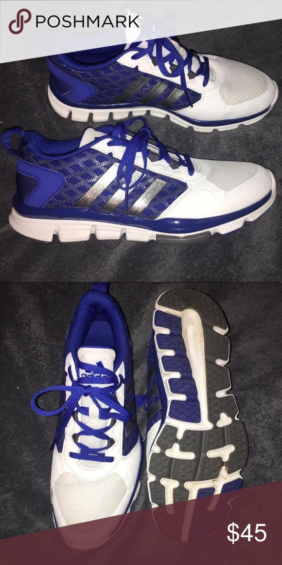 Unisex adidas shoes Worn a total of 3 times! Basically brand new! adidas Shoes Athletic Shoes