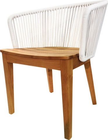 Bedarra Dining Chair - available in 2 colours - Complete Pad ®