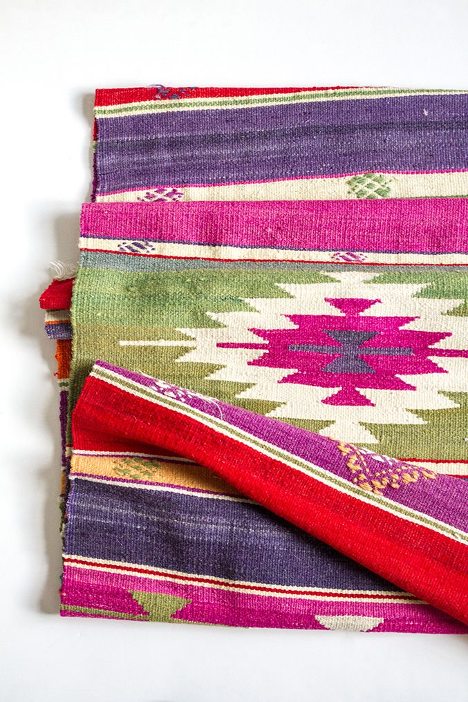 How To Score a Kilim Rug For Less Than $100 | Dream Green DIY
