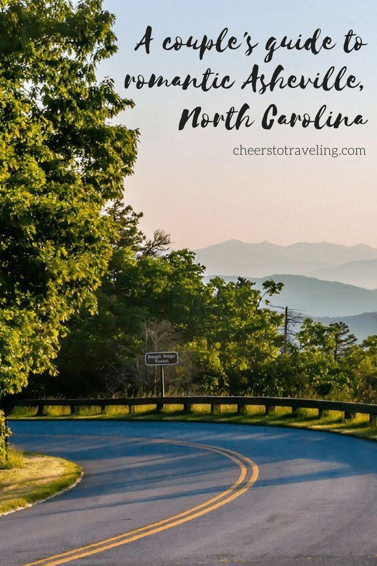 A Couple's Information to Romantic Asheville, North Carolina