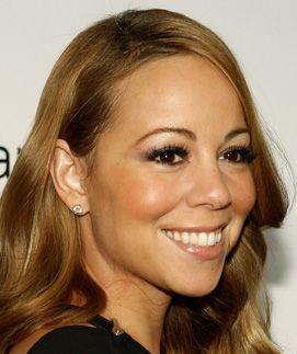 Soft Autumn Deep  Celebrtiy - Mariah Carey (warm, muted, not as deep as a Deep Autumn) (She is African, Venezuelan and Irish)