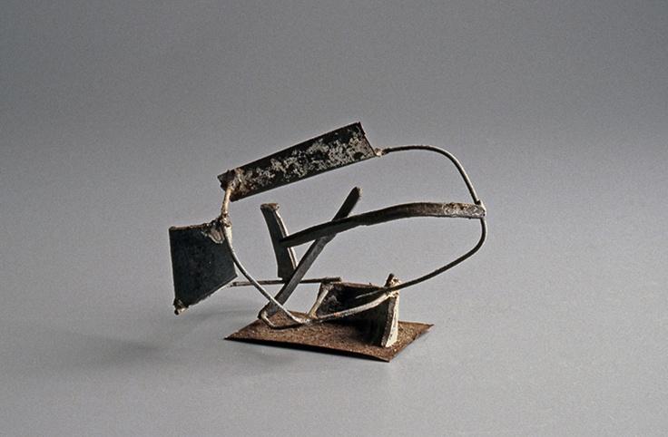 Jorge Oteiza - Puntos en movimiento con unidades planas, 1956-57