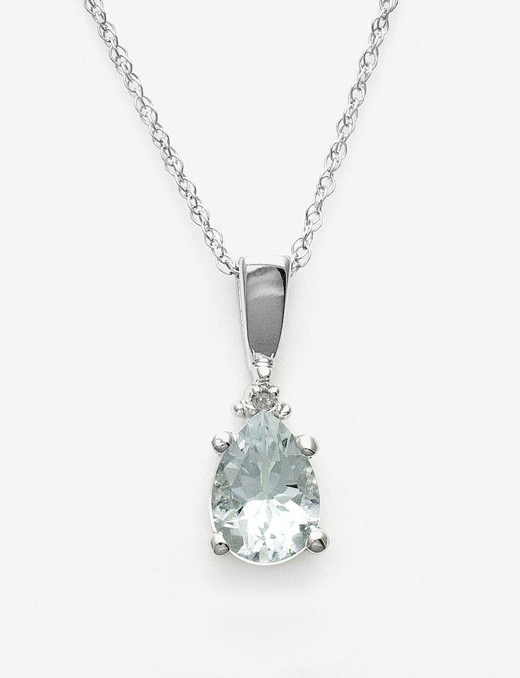 Pear Shaped Diamond Pendant Settings