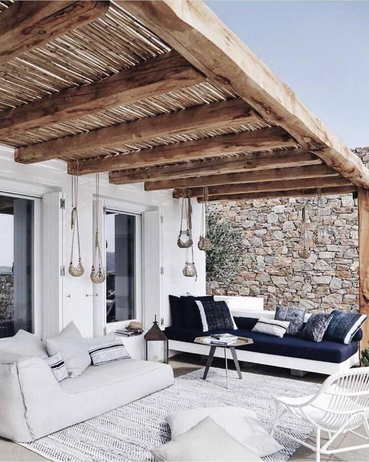 Terraza En 2019 Construir Un Porche Terrazas Y Porches Y