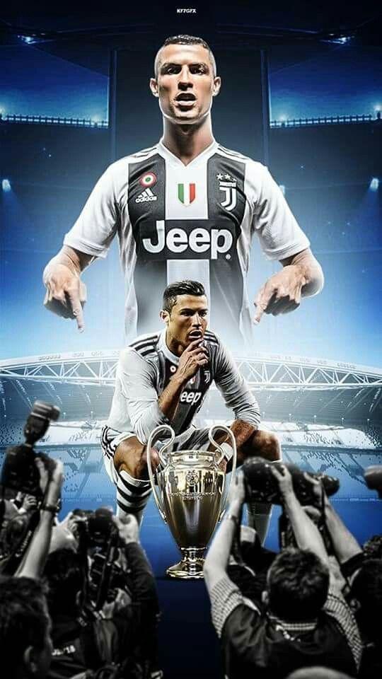 Cristiano Ronaldo 7 Juventus 2019 2018 Juventus